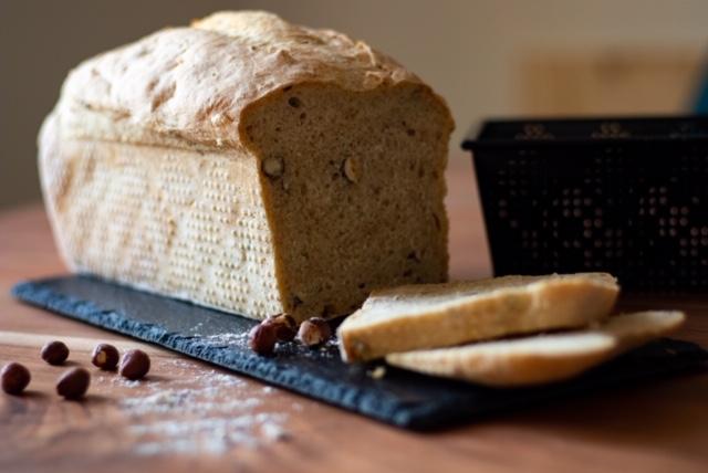 Haselnuss-Brot